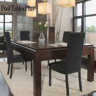 Dining pool table combo - Snooker table dining table combination ...