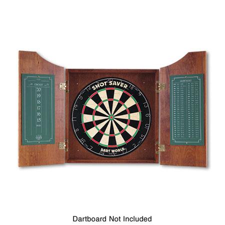 Budweiser Logo Dart Cabinet
