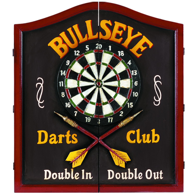 Bullseye Dart Board Cabinet