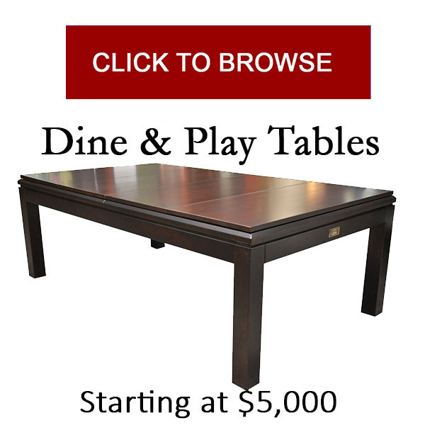 Dining Pool Table Combo