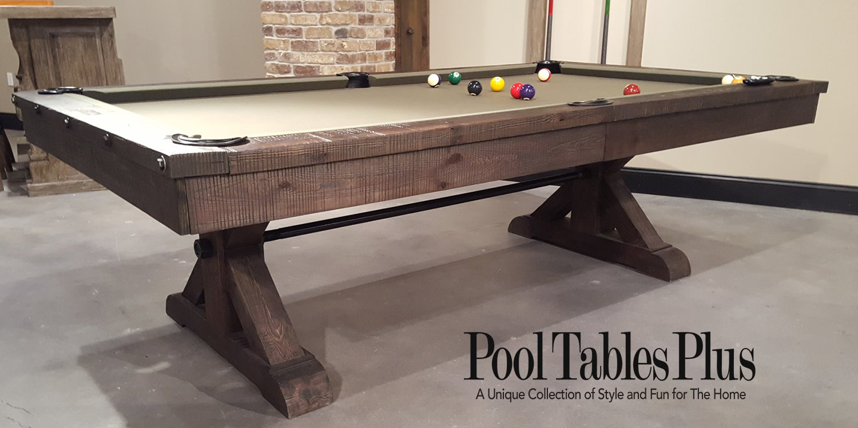 Orvis 8u2032 Pool Table