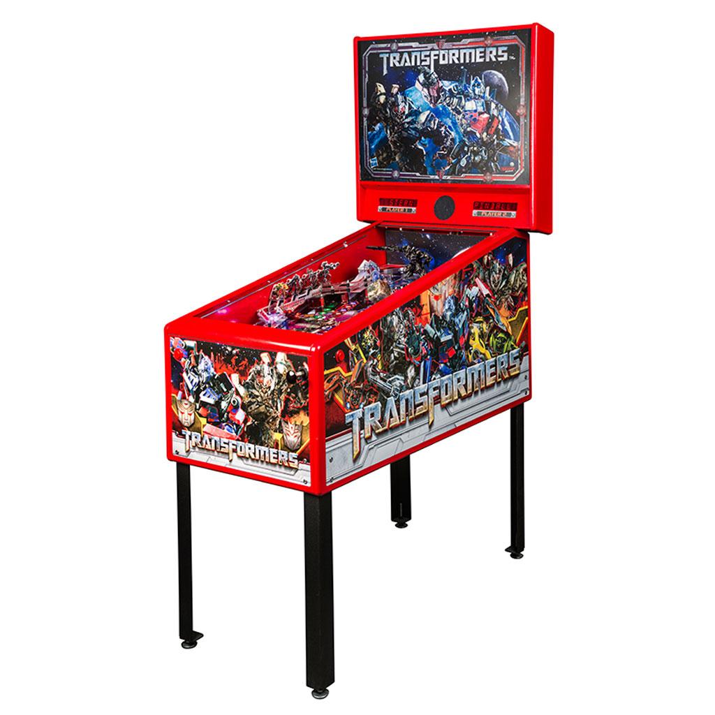 Transformers Pinball Machine By Stern Pinball