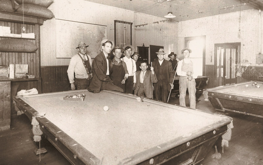 Spooky Pool Halls And The Players Who Haunt Them - Pool table movers wilmington nc