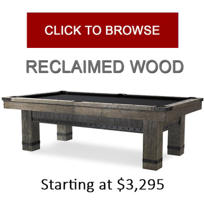 Reclaimed Wood & Iron