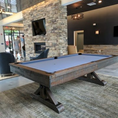 Beaumont Pool Table By Plank And Hide