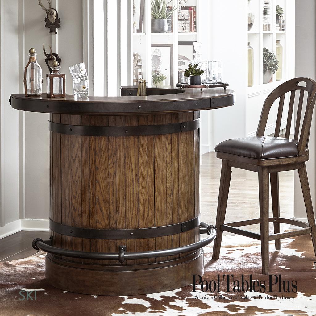 Idaho Falls Bar Heartland Falls Bar Pulaski Furniture