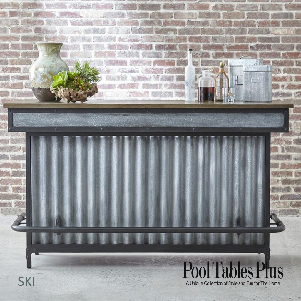 Home Bars For The Casual Drinkers: Roadhouse Home Bar