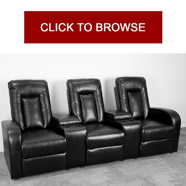 Budget Friendly Theater Seating