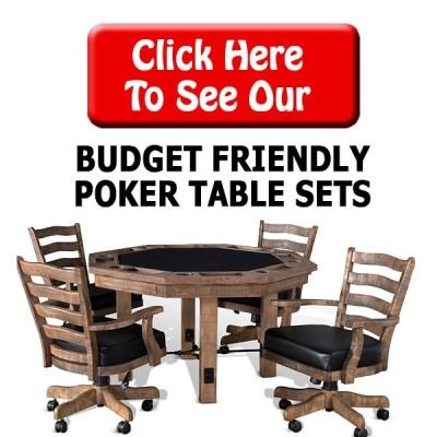 Budget Friendly Poker Sets