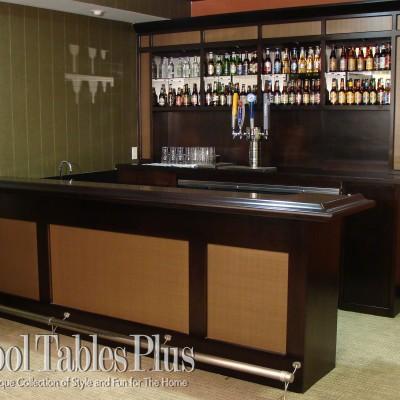 The Spyglass Custom Bar