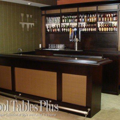 High Quality The Spyglass Custom Bar