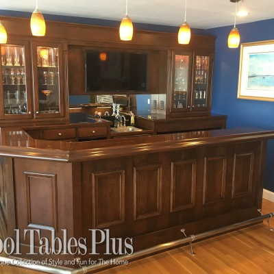 The Tullymore Custom Bar
