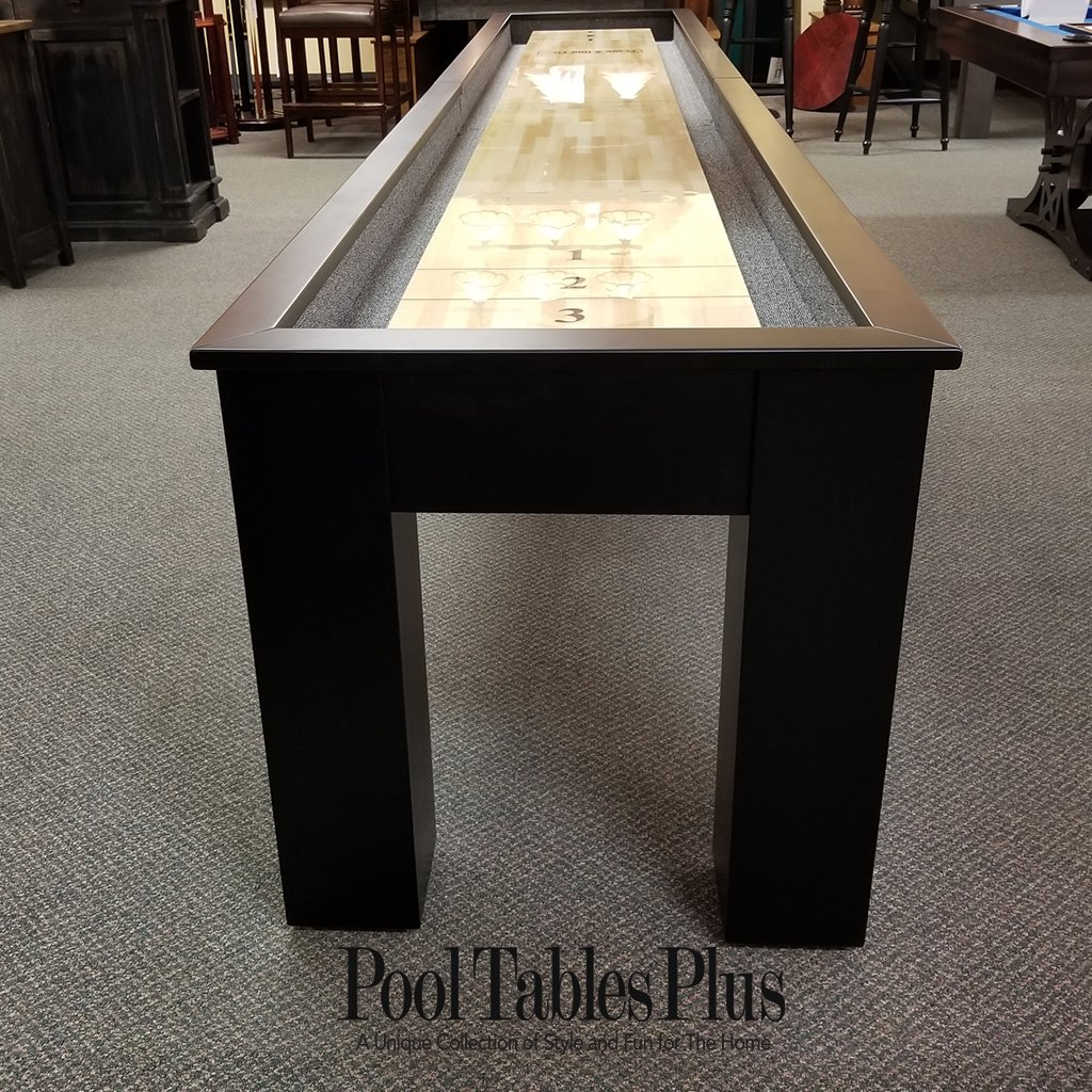Houston Street Shuffleboard Table - Foosball table houston