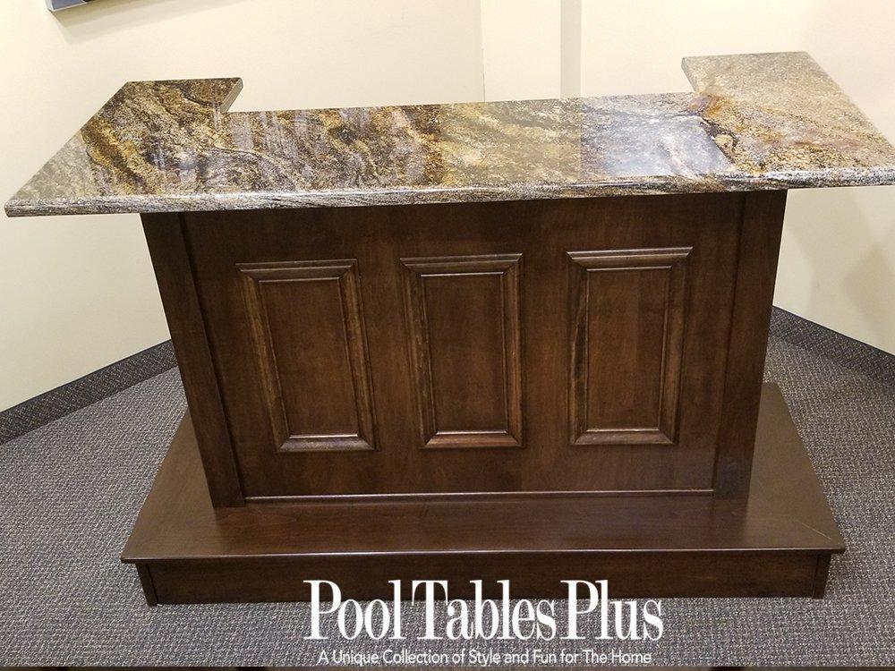 Granite Top Bar