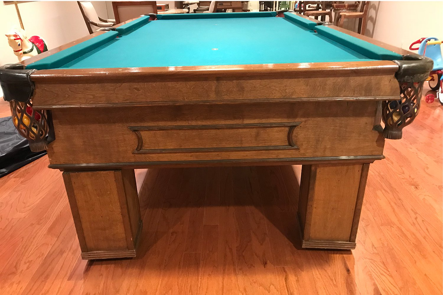 PreOwned Pool Tables Game Room Furniture - Nearest bar with pool table
