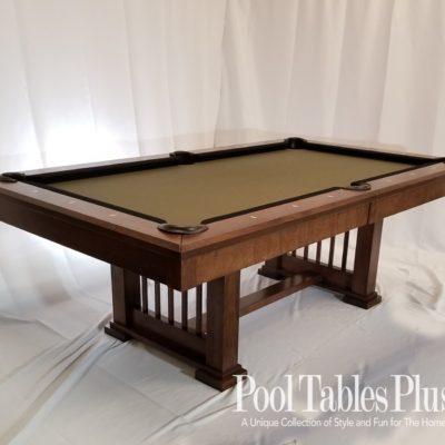 Metro Mission Pool Table