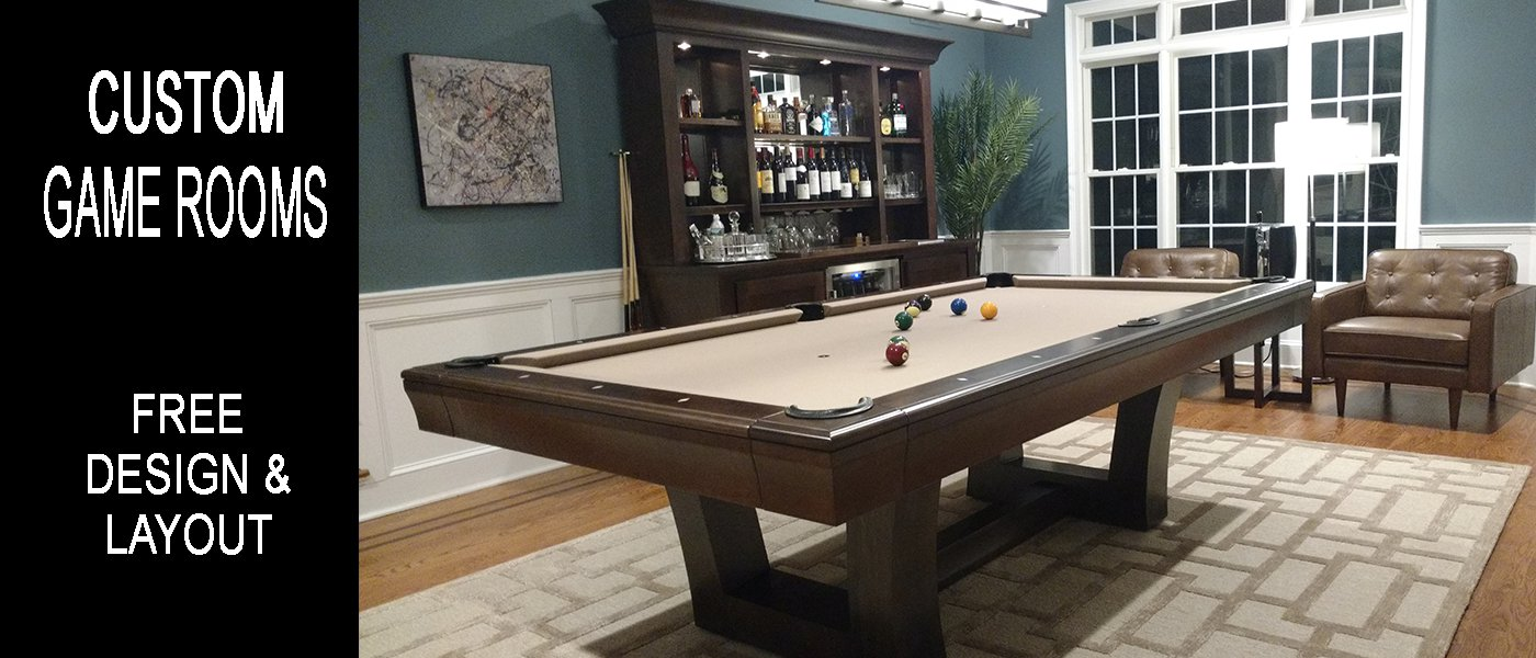 Pool Tables Plus A Unique Collection Of Pool Table Styles For The - Pool table repair nj