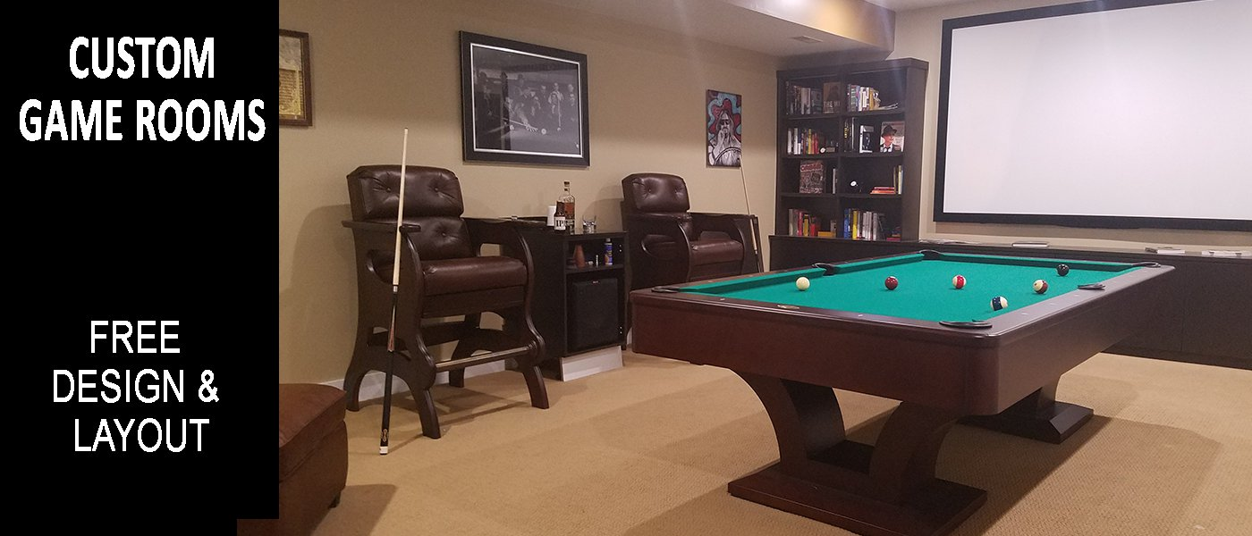 Pool Tables Plus A Unique Collection Of Pool Table Styles