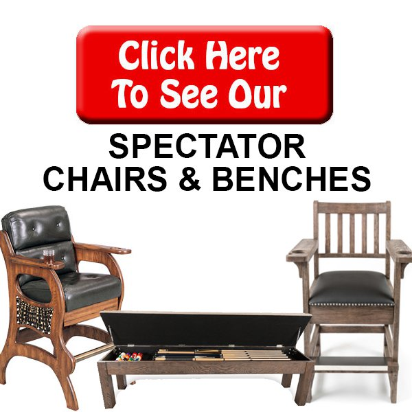 Spectator Chairs & Benches
