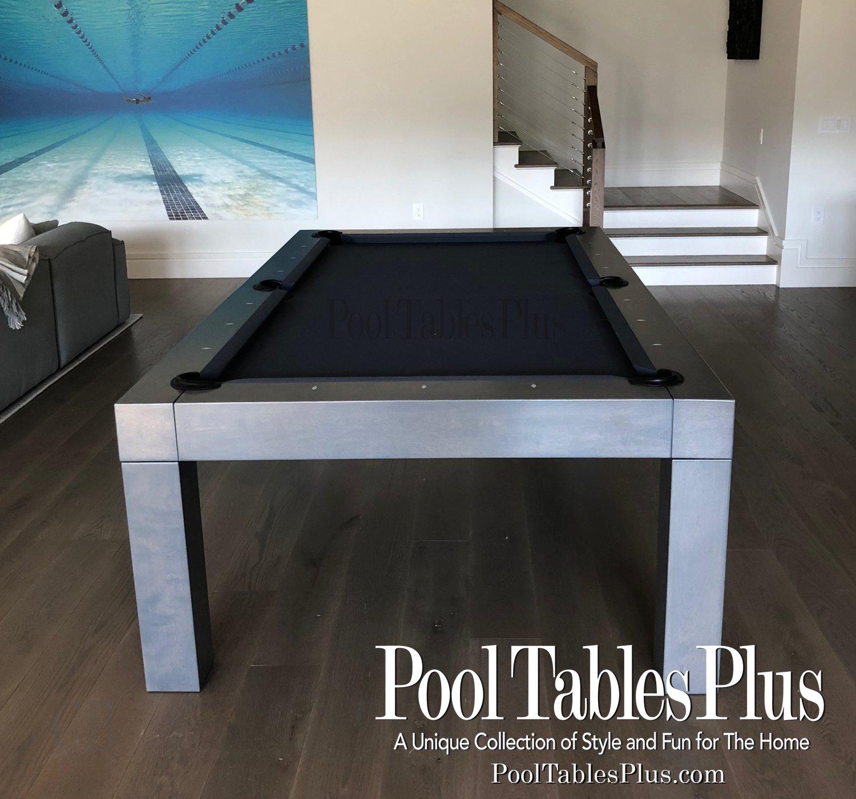 Modern Parsons Pool Table