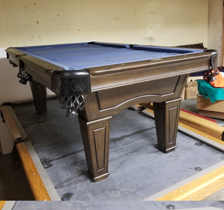 7′ Washington Pool Table