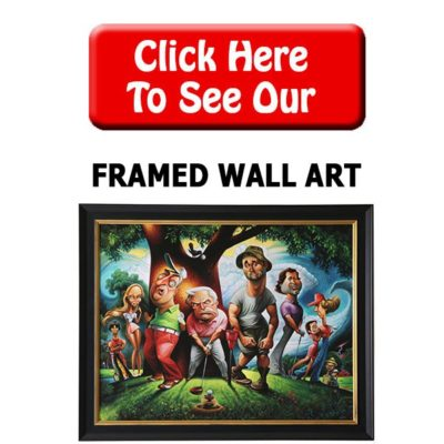 Framed Wall Art