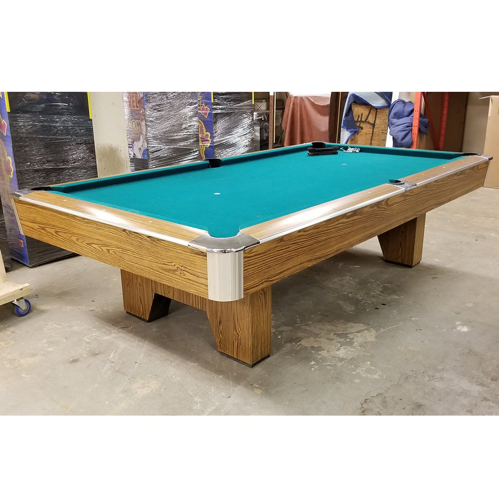 9′ Pool Table