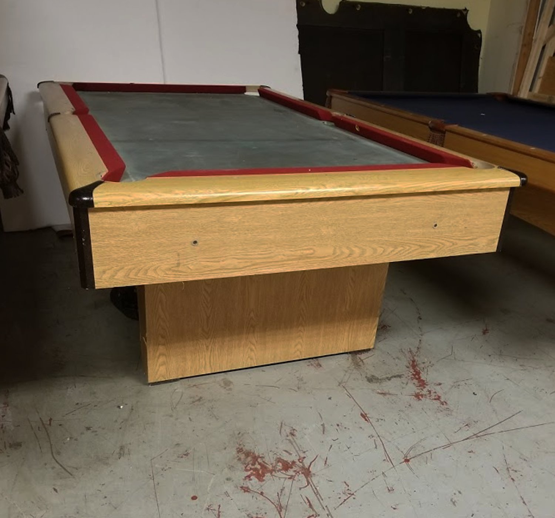 7′ Slate Pool Table by Kasson Billiards