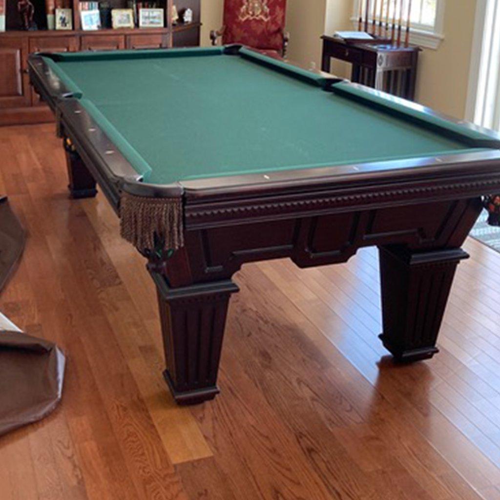 8′ AMF Pool Table