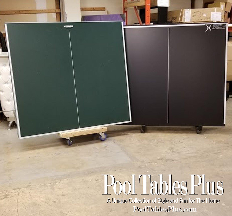Ping Pong Conversion Tops
