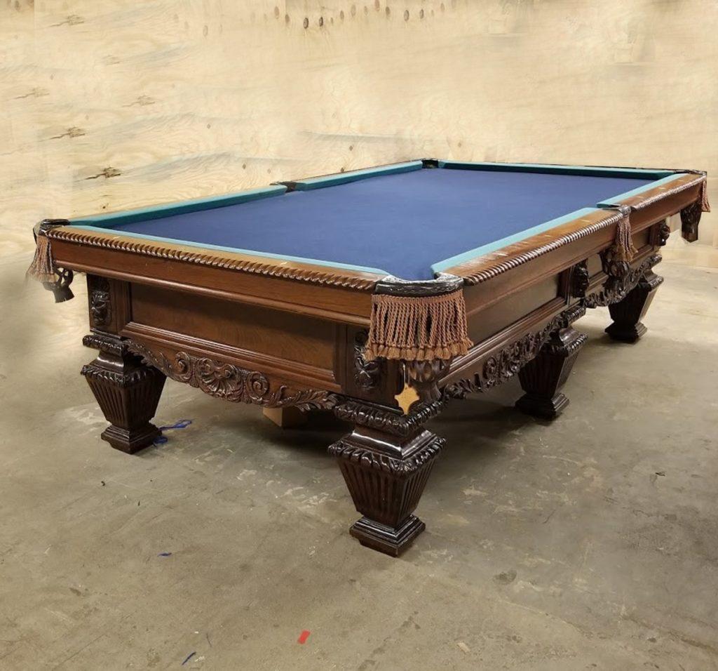 9′ Trafalgar Pool Table
