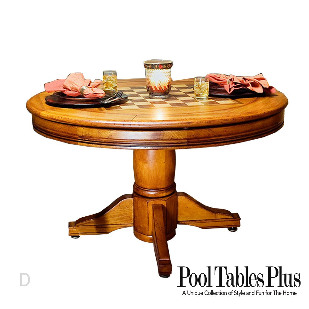 Picture of: Balboa Flip Top Chess Poker Table