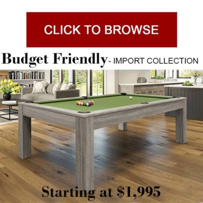 Budget Friendly - Imports