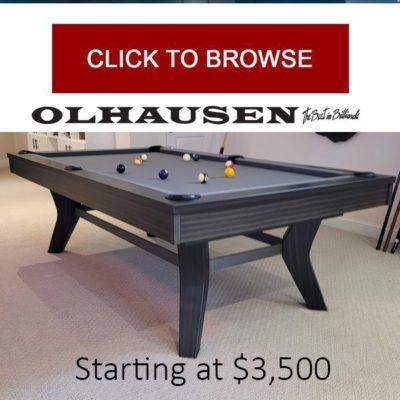 Olhausen Billiards