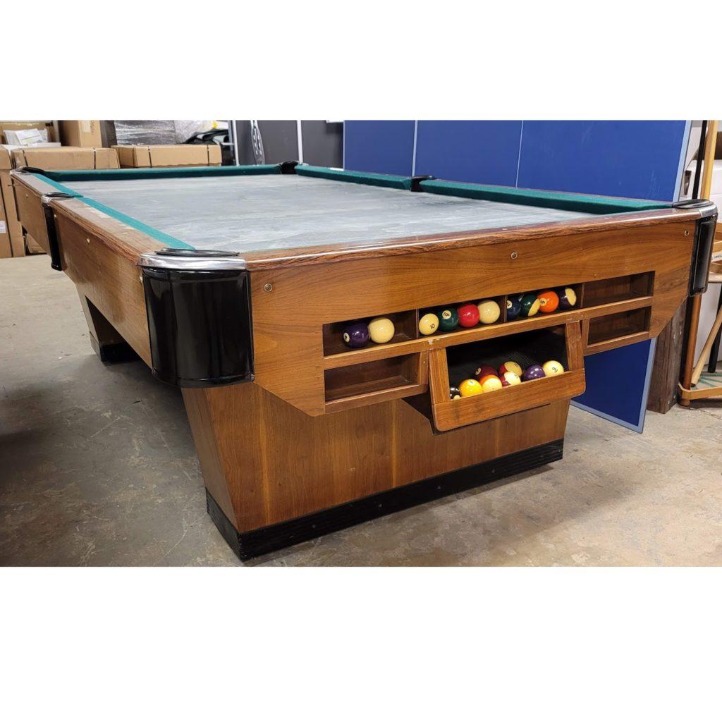 9 ft Retro Pool Table